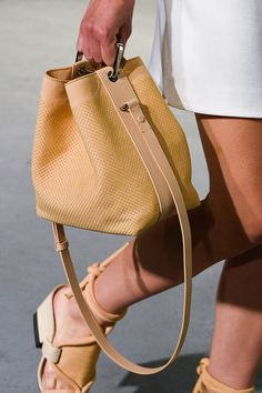 Spring Bag Trends 2015 | Runway | POPSUGAR Fashion