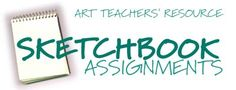 Create Art with ME Sketchbook ideas and assignments for elementary, middle school and high school art classes. Sketchbook ideas for adults wanting inspiration