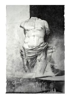Draw Charcoal Drawing of big dimensions inspired in romain culture, in a romain sculpture. Figure Drawing, Line Drawing, Painting & Drawing, Roman Sculpture, Sculpture Art, Academic Drawing, Anatomy Sculpture, Fantastic Art, Drawing Techniques