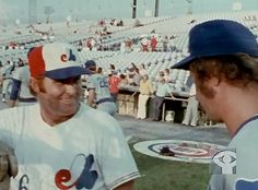 Cubs/Expos At Jarry Park Montreal 1974 by Photoscream, via Flickr