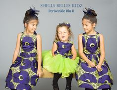 ankara by Shells Belles Kidz