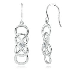 Diamonds are seriously not this girl's best friend, but these are pretty. Overpriced, but pretty :)