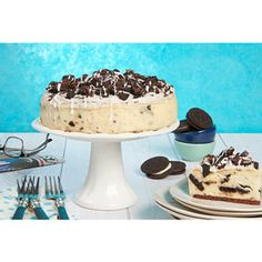 Cookies And Cream Cheese Cake