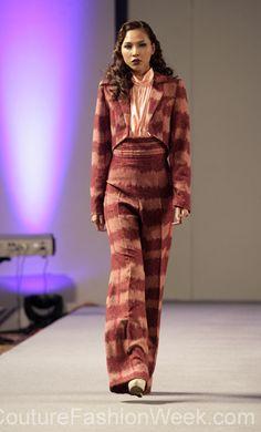 Andres Aquino 꾸뛰르 패션위크 뉴욕 봄컬렉션 2013 #패션위크#패션#꾸뛰르#Andres Aquino#스타일#여자#모던디자이너#모델#쟈켓#패션쇼#뉴욕