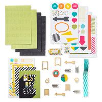 Project Life Accessory Set by Stampin' Up!  Love all the new products - gets your via my online store, click the links through my blog www.studioevans.blogspot.com.au