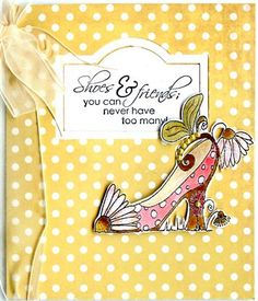Katy Sue Designs - Fabulous Shoes - Collection Sizzix Framelits labels old, coloured with Twinkling Penny Black .too many stamp, Echo Park Sisters papers. Design Cards, Card Designs, Echo Park, Penny Black, Display Ideas, Shoe Collection, Note Cards, Cardmaking, Card Ideas