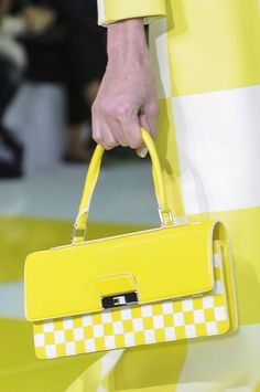 Paris Fashion Week 2013 - Bolsas e Carteiras - Bags and Clutches