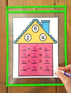 Addition and subtraction activities for kids that build math fact fluency and teach ways of solving word problems in hands-on ways. Subtraction Activities, Activities For Kids, Numeracy, Build Math, Math Fact Fluency, Eureka Math, Math Anchor Charts, Workshop, Second Grade Math