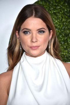 Ashley Benson at the 2015 GQ Men of the Year party. http://beautyeditor.ca/2015/12/09/best-beauty-looks-rachel-mcadams