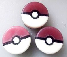 The Pokemon Soap is a Geeky Way to Stay Clean #soap
