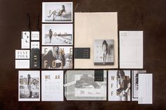 Creative Branding, Identity, Brand, Finefolk, and Design image ideas & inspiration on Designspiration Web Design, Book Design, Layout Design, Print Design, Happy Design, Media Design, Brand Identity Design, Branding Design, Collateral Design