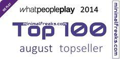 Topseller Whatpeopleplay Top 100 House August 2014 » Minimal Freaks