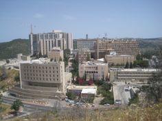 Hadassah hospital ein kerem jerusalem
