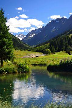 Galtür, Tirol, Österreich (Austria)
