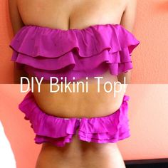 want a bandeau like this but can't find it anywhere... might make it!