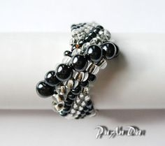 tutorial  See Beading -rings