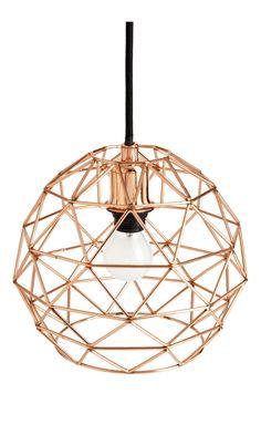 Habitat_Cage Suspension Copper 65€