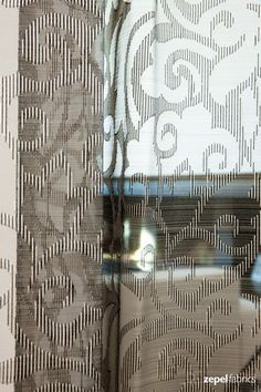 The Astoria collection delivers decorative sheer fabrics ideal for curtaining and accessories. This collection is a wide width fabric.