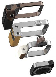 #Curieux > Equinox Camera : l'appareil photo design et entièrement customisable #apn #photo