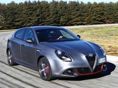Facelifted #Alfa Romeo #Giulietta unveiled. #AlfaRomeo