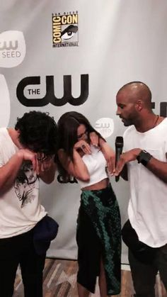 ricky whittle bob morley