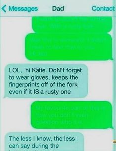 [Check some of the funniest text messages on the web. We compiled 40 hilarious texts sent from parents and neighbors. Don't miss all the cringy texts and funny conversations. Sit down and relax with the funniest text messages on Pinterest. #funnytexts #humor #textmessages