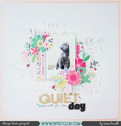 Quiet Day Alone with You | Renae Bowell