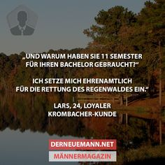 11 Semester für den Bachelor #derneuemann #humor #lustig #spaß