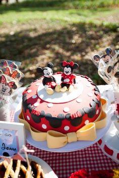 O bolo com a dupla mais conhecida do mundo infantil!!!