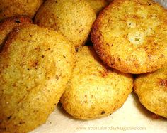 Easy Homemade Vegetarian Nuggets from www.YourLifeTodayMagazine.com