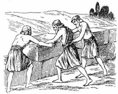 Ezra and Nehemiah Coloring Page