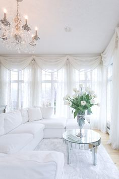 All white living room decor with restoration hardware cloud white sectional sofa. All white living room decor with restoration hardware cloud white sectional sofa…, Restoration Hardware Living Room, Living Room Furniture, Living Room Decor, Rustic Furniture, Antique Furniture, Modern Furniture, Living Rooms, Furniture Design, Home Furniture