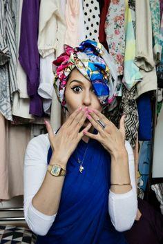 dina tokio styles hijab | Rahma O-Shop | Supplier Online Shop Baju Hijabers: Hijab Style