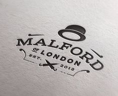 Malford Of London by Joe White