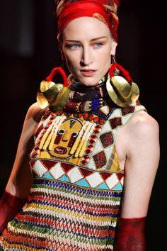 Jean-Paul Gaultier haute couture été 2005