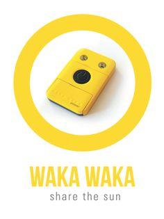 REVIEW: WAKA WAKA SOLAR CHARGER AND LED LAMP
