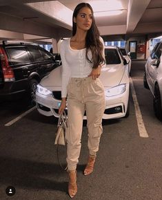Anzeige/ad About yesterday😊 Top Cargo Pants Niloufar Moosa. - Anzeige/ad About yesterday😊 Top Cargo Pants Niloufar Moosaei Shoes Ego Official Source by - Sneakers Fashion Outfits, Sporty Outfits, Cute Casual Outfits, Stylish Outfits, Fall Outfits, Cargo Pants Outfit, Joggers Outfit, Jogger Pants, Looks Chic
