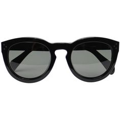 Céline Preppy sunglasses (6.866.910 IDR) ❤ liked on Polyvore featuring accessories, eyewear, sunglasses, glasses, black, summer glasses, celine glasses, preppy sunglasses, celine eyewear and acetate sunglasses