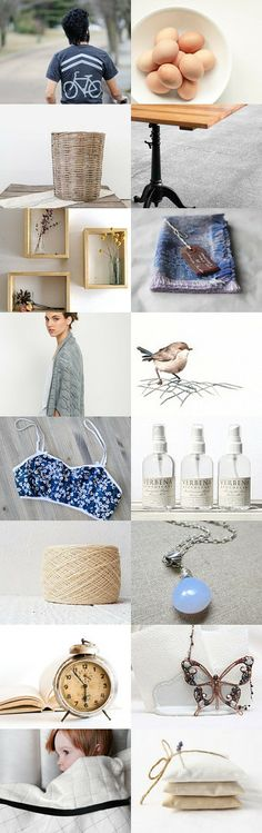 Quiet April by Maria Bradley on Etsy--Pinned with TreasuryPin.com