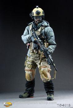 www.actionfiguren-shop.com | SEAL TEAM 5 Mountain OPS | Online 1:6 Figuren und Zubehör kaufen