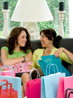 Instead of buying brand new #clothes for your kids, organize a clothing #swap in your neighborhood!