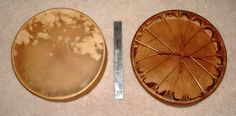 "14"" Authentic Native American Hand Drum"