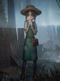 Identity V -Emma Woods (Gardener) 第五人格