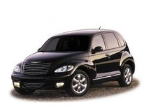 CHRYSLER PT CRUISER my my how my taste has changed :-) i can see me and my kiddos driving this though :-)