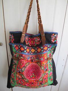chinese hmong bag