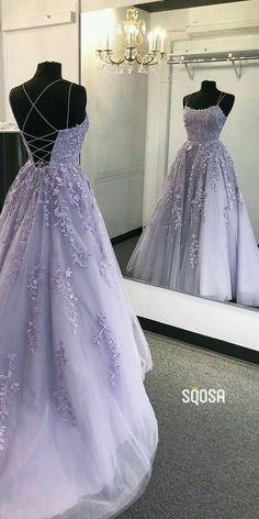 Lilac Prom Dresses, Stunning Prom Dresses, Pretty Prom Dresses, Quince Dresses, Grad Dresses, Ball Dresses, Homecoming Dresses, Cute Dresses, Ball Gowns