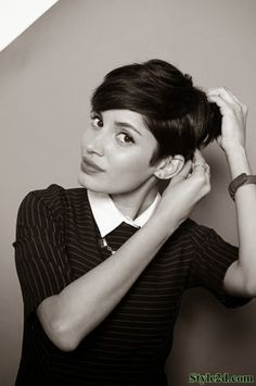 Short Pixie Hairstyles For Women Chic Pixie Cuts
