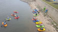 Charles City Whitewater, located on the Cedar River, is perhaps the most fun adventure park in the entire state.