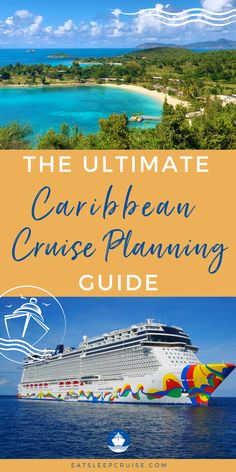 If you're planning a Caribbean cruise vacation when cruising resumes, then you'll want to check out our Caribbean cruise planning list. Here we share our top tips for planning a Caribbean cruise. Whether you are a seasoned cruiser or are new to cruising these tips are sure to help you plan your dream vacation cruise. From cruise cost, best time of year to cruise the Caribbean, best cruise line to book with, and so many more. Check out this article so you will be ready to cruise again. Packing List For Cruise, Cruise Tips, Cruise Travel, Cruise Vacation, Southern Caribbean Cruise, Caribbean Vacations, Best Vacations, Cruise Excursions, Cruise Destinations