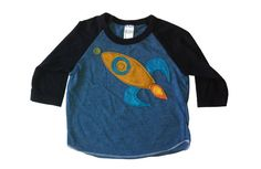 Items similar to T-Minus Ten ROcket tee! on Etsy Business Pages, Trending Outfits, Tees, Unique, Clothes, Fashion, Outfits, Moda, T Shirts